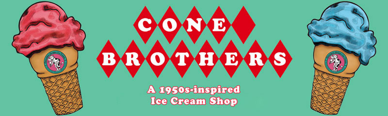 Cone Brothers Ice Cream Cafe